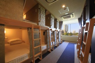 Centurion Ladies Hostel Ueno Park - Caters to Women