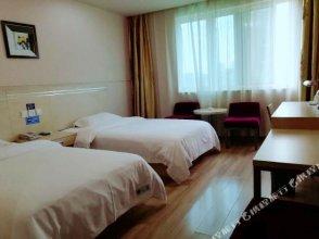 Runjia Chain Hotel (Xi'an Engineering University Wanshou Road Metro Station)
