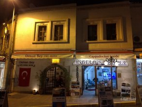 Osmanbey Cave Hotel