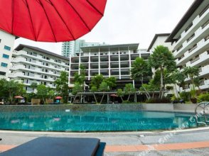 Wongamat Privacy Apartment 1 - 2 Bedroom
