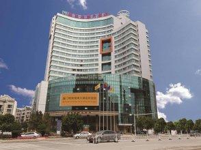 Harbor Hotel Mingzhu Xiamen Parking Lot