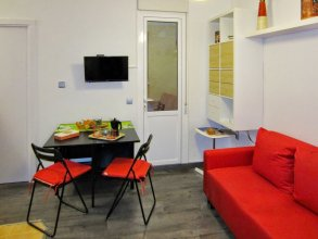 Apartment With 2 Bedrooms in Madrid, With Furnished Terrace and Wifi