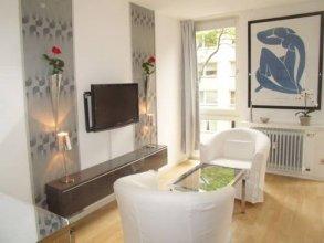 Business Meets Düsseldorf Apartments