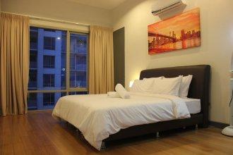 Pavilion Bukit Bintang Modern Suites