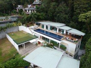 Parinda Villa in Naka Hills