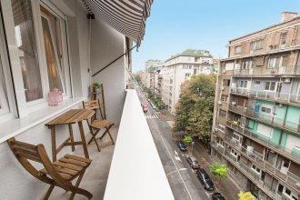 Belgrade Center Apartment Slavija Square
