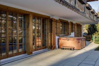 Luxurious flat with Jacuzzi & Sauna