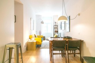 Apartment With one Bedroom in Lisboa, With Wonderful City View and Wifi - 10 km From the Beach