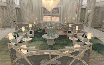 Crockfords Las Vegas, LXR Hotels & Resorts at Resorts World