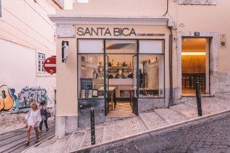Santa Bica Eat Drink & Sleep