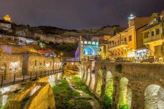 Sunny Tiflis