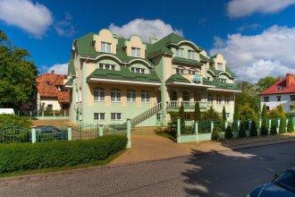 Отель Обертайх Lux