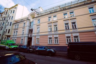 Apart hotel Pushkarev