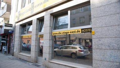 Hostel Die Etage East In Berlin