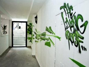 The Living Roof Hostel