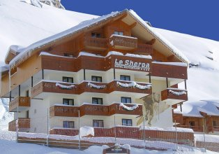 Le Sherpa Val Thorens Hôtels-Chalets de Tradition
