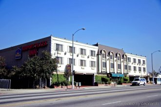 Best Western Airport Plaza Inn - Los Angeles LAX Hotel