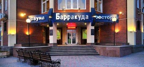Барракуда на улице Богдана Хмельницкого