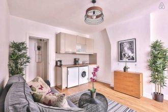 Buttes Chaumont- Appartement Familial