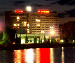 Отель Галичина