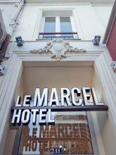 Отель Hôtel Le Marcel - Paris Gare de l'Est