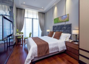 Yimin Gold Olives Apartment