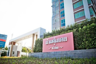 Baan Khun Koey A414 by Huahin Holiday Condo