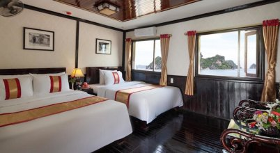 Halong Moon Legend Cruise