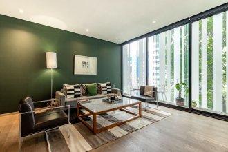 Executive, Luxurious 1br Apartment in Polanco