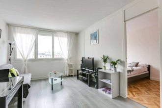 Bright Flat for 4 Person 5 Mins From Parc Montsouris