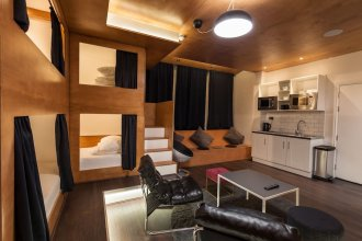 Kapsule Apartments