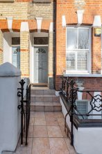 Bright Welcoming Apartment With Terrace, Fulham 3 bed