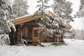 Engholm Husky Design Lodge