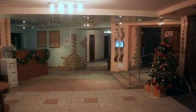 Derbyshki Hotel