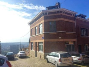 Studio in Liège, With Wonderful City View and Wifi