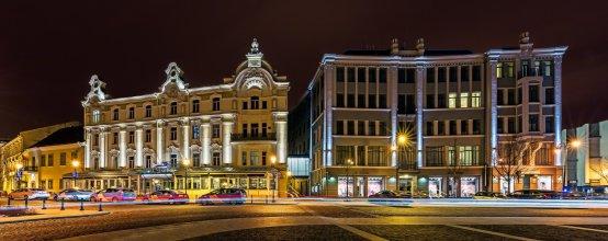 Гостиница Radisson Blu Royal Astorija