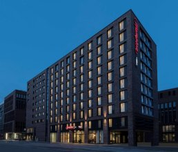 Hampton Inn Hamburg Germany