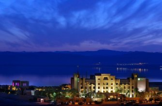 Holiday Inn Resort Dead Sea