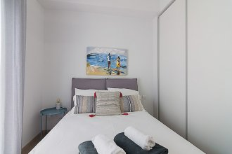 Brand New 2 Bedroom Flat - Kolonaki Square