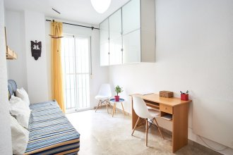 Charming Apt. with parking in Sevilla center