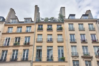 Superbe appartement Saint-Paul - Le Marais