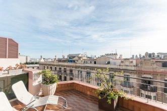 1 bedroom private rooftop terrace