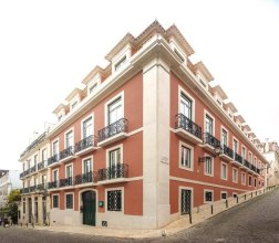 Lisbon Serviced Apartments Chiado Emenda