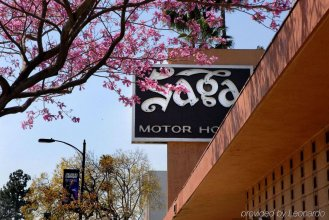 Saga Motor Hotel Pasadena