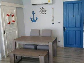 The Crest Santora Huahin on 4 Floor (Sea view)