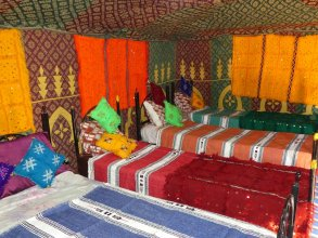 Berber Tent Merzouga