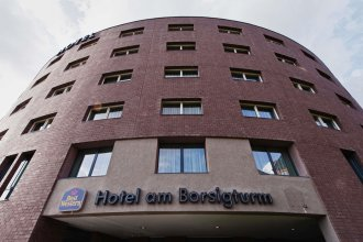 Hotel am Borsigturm