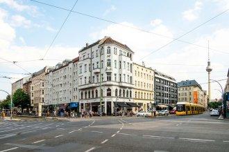 Hotelzimmer in Berlin Prenzlauer Berg 2 Neu