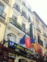 CH Plaza D'Ort Rooms Madrid