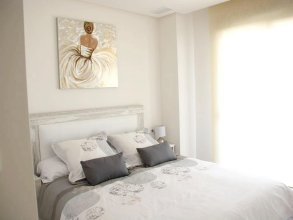 Apartment With 2 Bedrooms in Alicante, With Shared Pool, Furnished Terrace and Wifi - 2 km From the Beach